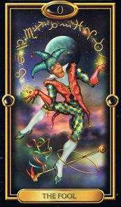 00 - Krystel Voyance - Major Arcana - The Fool