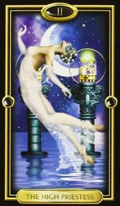 02 - Krystel Voyance - Major Arcana - The High Priestess