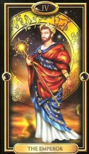 04 - Krystel Voyance - Major Arcana - The Emperor