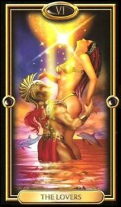 06 - Krystel Voyance - Major Arcana - The Lovers