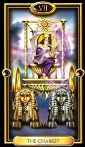 07 - Krystel Voyance - Major Arcana - The Chariot