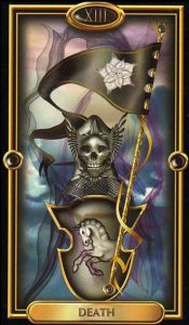 13 - Krystel Voyance - Major Arcana - Death