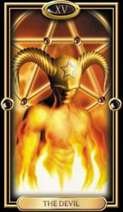 15 - Krystel Voyance - Major Arcana - The Devil