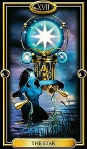 17 - Krystel Voyance - Major Arcana - The Star
